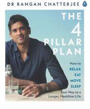 The 4 Pillar Plan by Dr Rangan Chattterjee NEW