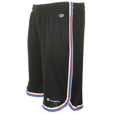 Champion Men's Core Mesh Athletic Basketball Shorts Big & Tall Black SZ 2XL-5XL
