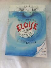 Eloise Book Eloise Takes A Bawth Collectible Children's Book