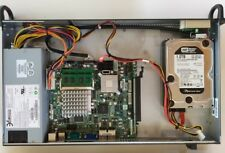 Supermicro Intel Atom D525 Mini 1U Rackmount Server