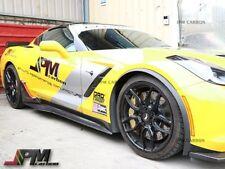 JPM Carbon Fiber Z06 Lower Brake Scoop Non Functional fit C7 Corvette Stingray