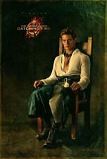 HUNGER GAMES CATCHING FIRE MOVIE POSTER 1 Sided ORIGINAL VF 27x40 FINNICK