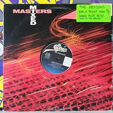 """Jacksons: Walk right now / Shake your body 12"""" vinyl record 6a"""