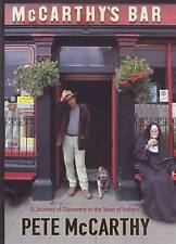 McCarthy's Bar: A Journey of Discovery in Ireland, Mccarthy, Pete, Very Good Boo