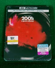 2001: A Space Odyssey (4k / Blu-ray) Best Buy Steelbook Soldout!