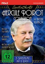 Agatha Christie: Hercule Poirot-Collection DVD *NEU*OVP*