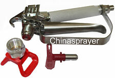 Aftermarket Airless Spray Gun,3600PSI with 517 TIP and Tip guard
