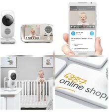 🆕️Motorola MBP667 2.8 Inch Screen Wifi Hubble Connect Smart Video Baby Monitor