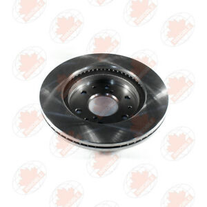 Disc Brake Rotor Front Inroble International BR55097