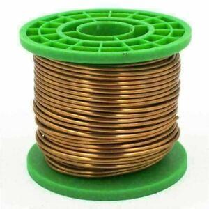 Copper Wire Ø 0.1-0.6mm Cu 99.9% W-Nr 2.0090 Paint Wire Craft 5-750 Meter
