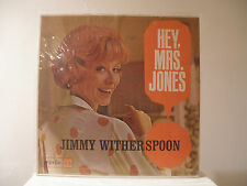 JIMMY WITHERSPOON - HEY, MRS. JONES - REPRISE RECORDS R-6012