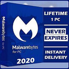 Malwarebytes Anti-Malware 4.0 Premium - 3 PC MAC / 1-Year NEW!