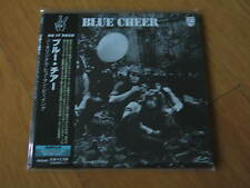 BLUE CHEER ORIGINAL HUMAN BEING RARE OOP JAPAN MINI-LP CD