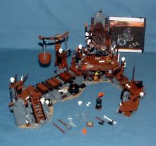 LOTR, THE HOBBIT, THE GOBLIN KING BATTLE SET 79010 - LEGO - NO FIGURES