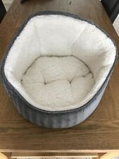 Pets At Home Cat Bed - Grey Never Used!