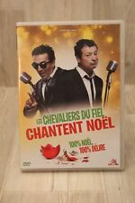 DVD - Les Chevaliers du Fiel chantent Noël