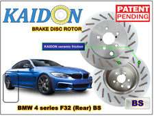 """BMW 4 series F32 disc rotor KAIDON (Rear) type """"RS"""" / """"BS"""" spec"""