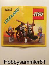 Lego® 6361 Legoland Town Bauanleitung Mobil-Kran Kranfahrzeug