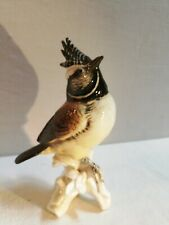 Oiseau En Porcelaine Allemande Karl Ens