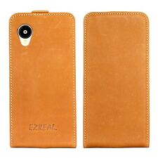 Ezreal Genuine Real Italian Leather Case Flip Cover for LG Nexus 5 5G accessory