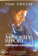 DVD Minority Report (DVD, 2003, 2-Disc Set) Tom Cruise