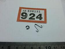 HONDA CG125 & Chinese copia macchine 125cc pre 1998 Needle graffa circolare & Clip # 924br