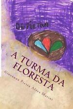 A Turma Da Floresta by Giovanna Alves Marini (2016, Paperback)