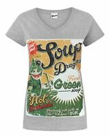 Clangers Soup Dragons Green Soup Women's T-Shirt