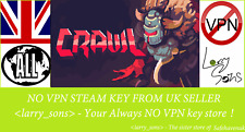Crawl Steam key NO VPN Region Free UK Seller