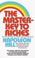 The Master-key to Riches by Napoleon Hill (1991, Paperback, Reissue)