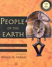 People of the Earth: An Introduction to World Prehistory with CD (10th Edition)