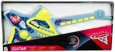 Disney Pixar Cars 3 Kids Childrens Boys Electric Guitar Musical Instrument New