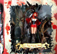 Lil Red Riding Hood Mezco  Scary Tales Official   Action Figure new