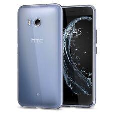 COQUE HTC U11 TRANSPARENT CLEAR GEL SILICONE SOUPLE (TPU)