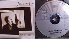 John Farnham- Age of Reason-  RCA Made in Germany 1988