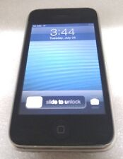 Apple iPhone 3GS 16GB BlK Model A1303 (AT&T) - WiFi DOES NOT WORK - Read Below