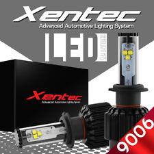 XENTEC LED HID Headlight kit 9006 White for 1989-1990 Mitsubishi Sigma