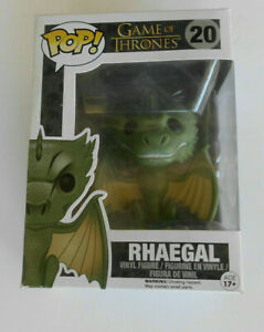 FUNKO POP # 20 GAME OF THRONES RHAEGAL dragon