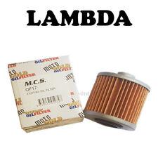 Oil Filter for Yamaha XTZ750 XV750 TD850 TRX850 TDM900 XV920 XV1000 XVS1100