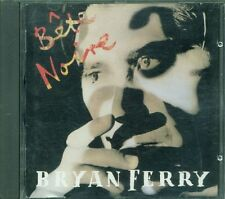 Bryan Ferry/Roxy Music - Bete Noire Uk Nimbus Press Cd Ottimo