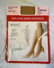 New Pair Vintage Penneys Gaymode Stockings Size 10 Average Suntan