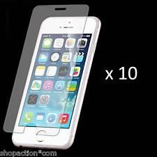 10 x Plastic Screen Protector Screen Guard for iPhone 7, 7 plus, 8, 8 plus, X