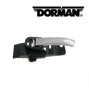 1PCS DORMAN Inside Door Handle Fit 2011-2014 Chrysler 200/ Dodge Avenger