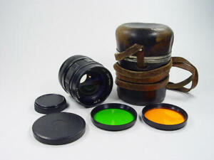 Full frame lens MC Mir 24 M f/2 35 mm M42 KMZ Zenit s/n 830216. Used condition.