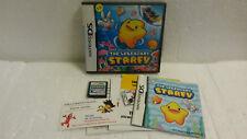 Jeu Vidéo The Legendary Starfy DS / LITE DSI XL 3DS Version US Import Rare Stafy