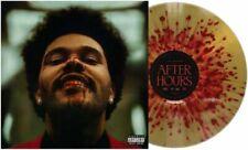 The Weeknd After Hours (Red Splatter Vinyl, 2020)