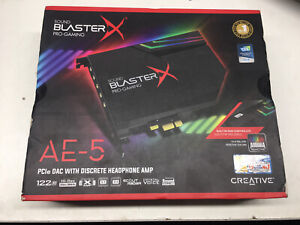 tarjeta de sonido sound blaster pro gaming