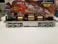 Athearn F7 HO Hex Drive Silver Super Powered Chassis C8