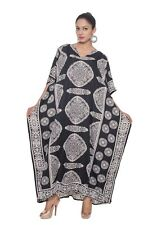 Kaftan Dress Caftan Beach Cover Boho Dress Hippie Beach Women African Plus Size