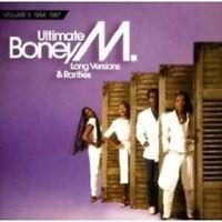 """BONEY M """"LONG VERSIONS & RARITIES VOL. 3"""" CD NEU"""
